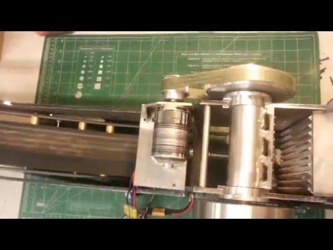Rc Jaw Crusher - Crusher/Conveyor test