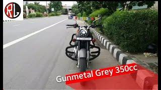 royal enfield classic 350 gunmetal grey accessories  Videos