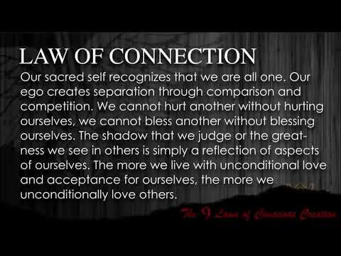 Valentine's Day - Law of Connection