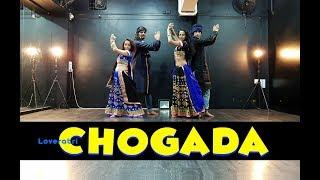 Chogada Tara Dance Cover | Darshan Raval | Bolly Garba | New Garba Dance 2018 | Loveratri Movie