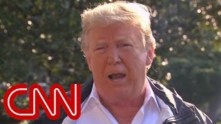 Trump calls Kavanaugh
