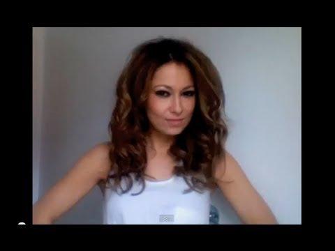 Cheryl Cole Blunt Volume Hair