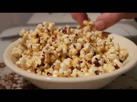 Let's Cook: Episode 3 - Honey & Butter Popcorn