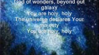 God of wonders By Chris Tomlin with lyrics