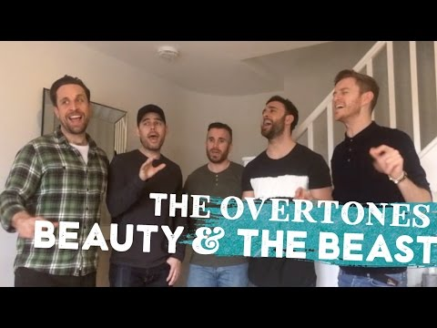 Ariana Grande & John Legend - Beauty and the Beast | Cover by The Overtones #BeOurGuest