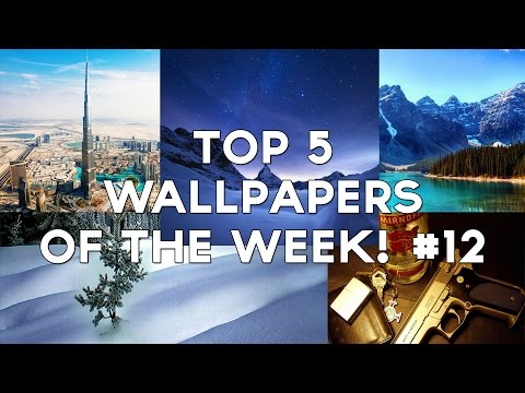 Top 5 Wallpapers of the Week! #12
