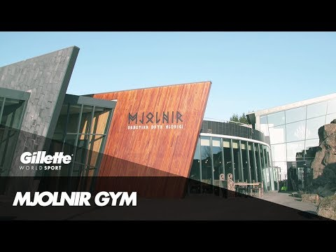 Mjolnir - Tour the Icelandic MMA Gym | Gillette World Sport