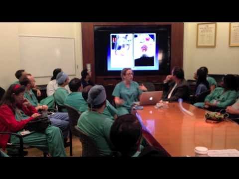 Cornell Veterinary Anesthesiologist Visits with WCMC Anesthesiology Residents
