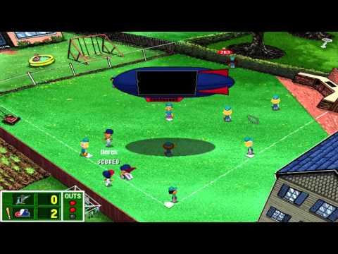 Backyard Baseball 2001 Episode 2: Home Opener