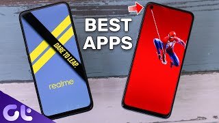 Top 10 Best Apps for Realme 6 and Realme 6 Pro | Must Have | Guiding Tech