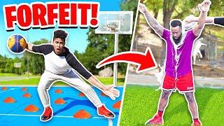 EXTREME 2HYPE NBA BASKETBALL FORFEIT CHALLENGE #2