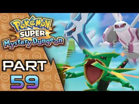 Pokemon Super Mystery Dungeon - [Postgame] Part 59 - Dialga,Palkia & Rayquaza