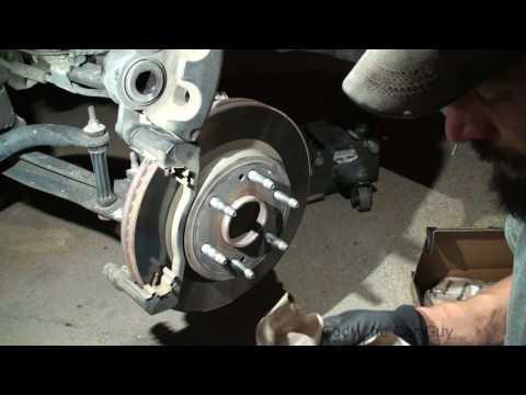 12 Chevy Silverado Brakes Simple and Easy