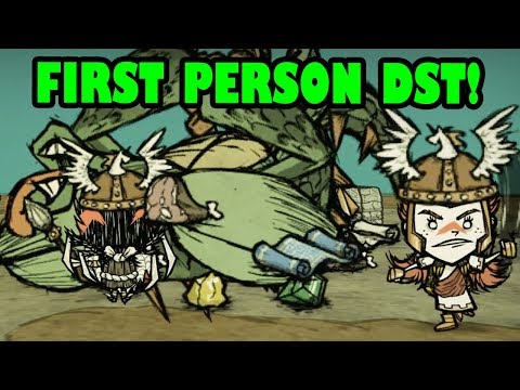 First Person Don't Starve Together (DST) - Part 2 - Pickle's Mod