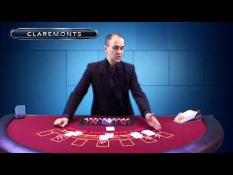 How to Play Blackjack - Doubling Down & Splitting