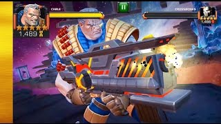 Cable preview Marvel Contest of Champions | Captain Oliver