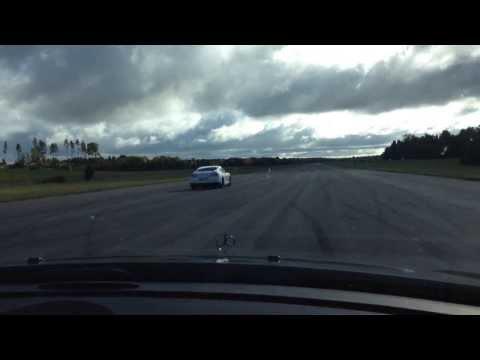 E63 vs GTR