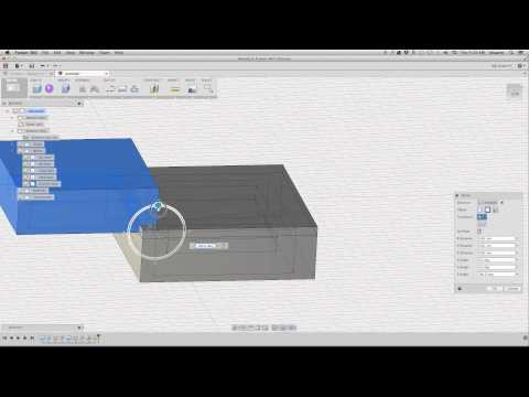 2015 Spring Digital Fabrication: Making your mold with Fusion 360