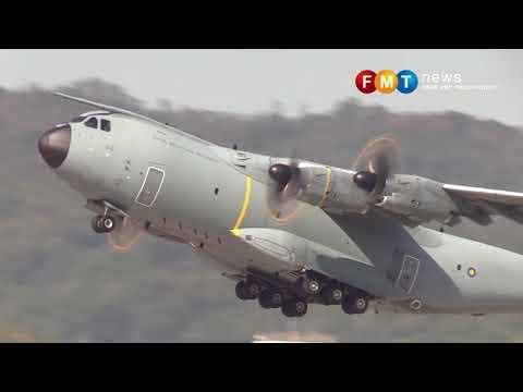 Mat Sabu 'tidak salah' guna pesawat tentera