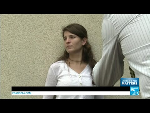 Xxx Mp4 Former Islamic State Group Sex Slave Jinan Narrates Her Dreadful Story On FRANCE24 3gp Sex