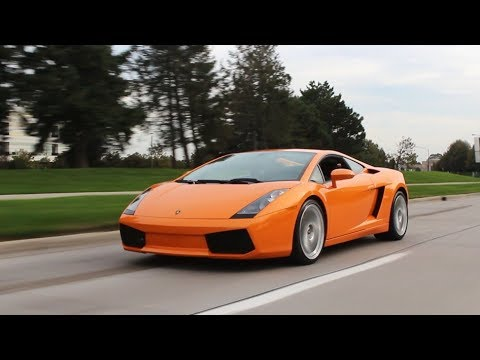 Owning A Manual Lamborghini Gallardo!!!