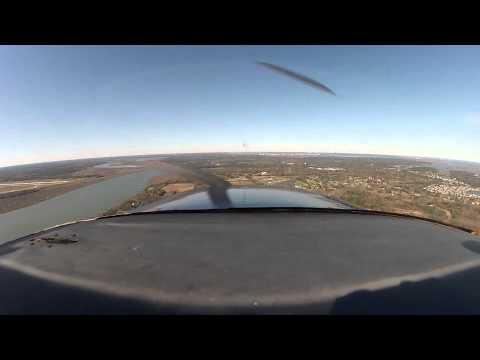 Flying around KJZI and the coast of Charleston - March 8, 2014