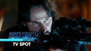 John Wick: Chapter 2 (2017 Movie) Official TV Spot – 'Relit'