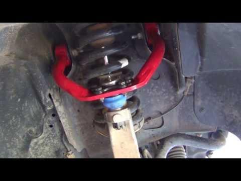 2005 Jeep Grand Cherokee JBA Upper Control Arm & Ball Joint