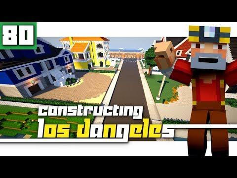 Constructing Los Dangeles: Season 2 - Episode 80! (Beach Cleanup!)