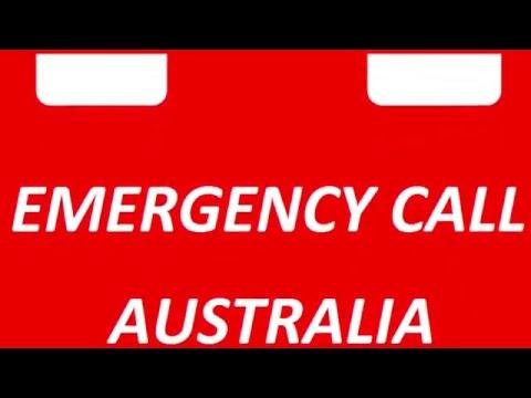 EMERGENCY CALL AUSTRALIA Triple Zero (000) : iOS/Apple App