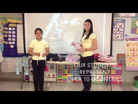 Ulysses Byas Elementary School - White House 2015 Film Festival Entry