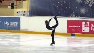 Александр Самарин, ПП, Russian Juniors 2013