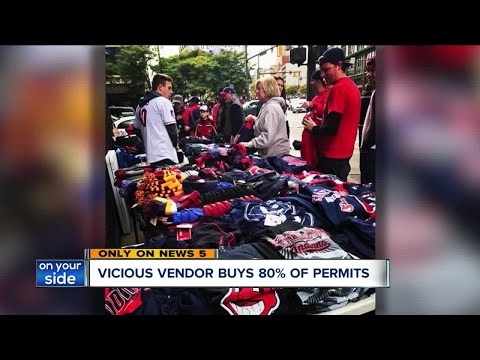 City of Cleveland changes permit process for vendors