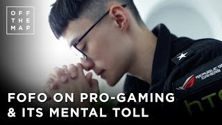 FoFo on Pro-Gaming & Its Mental Toll | Off the Map