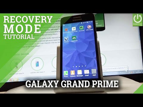 SAMSUNG Galaxy Grand Prime RECOVERY MODE / Enter & Quit Recovery