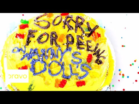 Bake Amends: Sorry for Peeing on Nanny's Dolls | Bravo