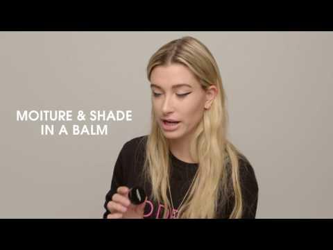 Hailey Baldwin for ModelCo: KISS POT Rose Lip Balm