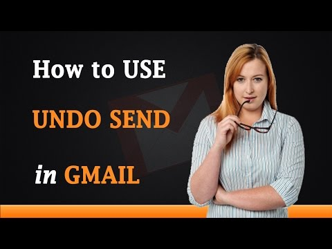 How to Use Undo Send Feature in Gmail