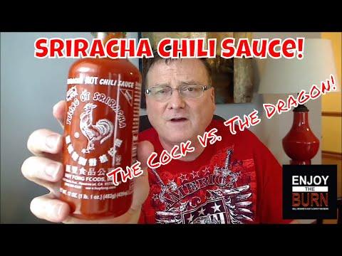 Sriracha Chili Sauce Comparison