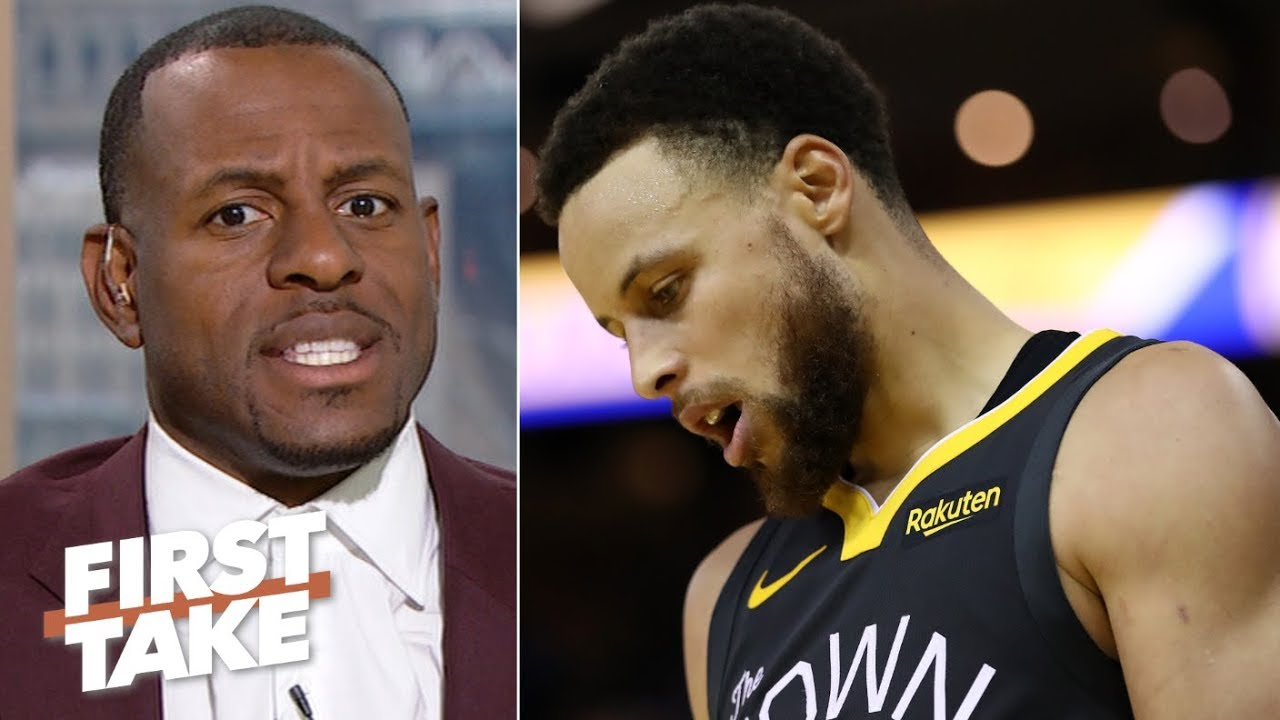 Steph Curry gets undeserved hate from other players, media – Andre Iguodala   First Take