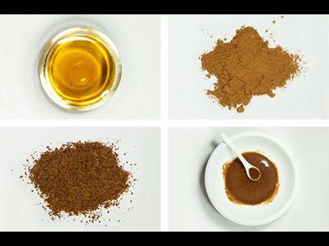 DIY Cinnamon honey mask