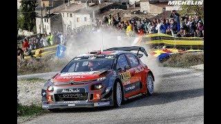 Highlights - 2017 WRC Rally de España - Michelin Motorsport