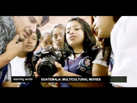 Make a movie about yourself: Fostering cultural diversity in Guatemala (Learning World: S5E21, 3/3)