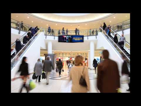 Outdoor Plus in Malls: Lakeside Shopping centre