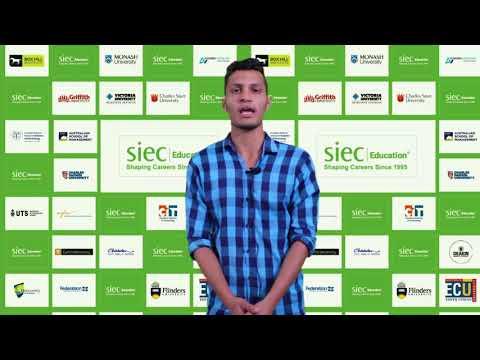 Ankit got his Study Visa for Germany through SIEC New Delhi   Study in Germany