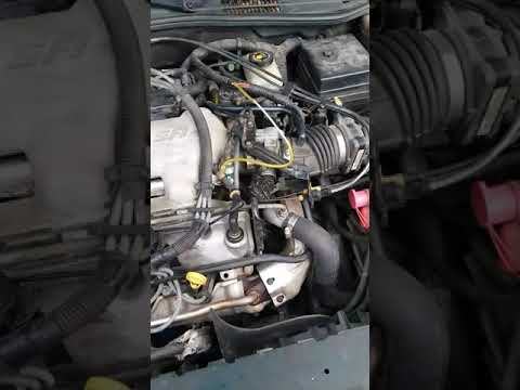 Cleaning catalytic converter with cataclean