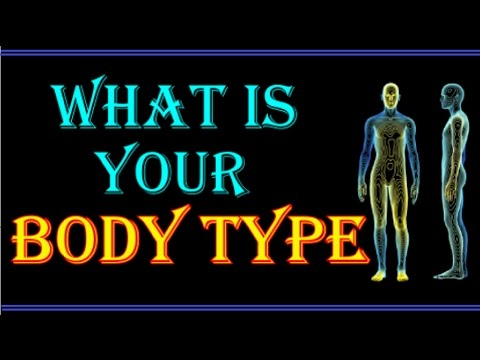 What Is Your Body Type? - Personality Test