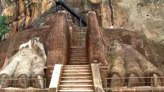 Sri Lanka - Sigiriya Rock