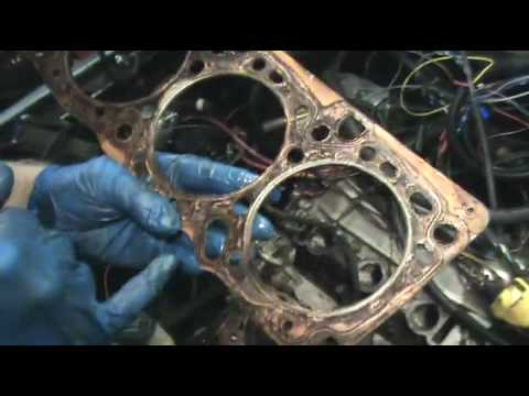 Copper wire + MLS headgasket. Fake O ring with no machine work. Great Depression Racing