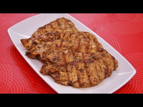 Marinated Grilled Chicken Recipe: Easy Chicken Marinade Recipe:  Diane Kometa: Dishin With Di 145